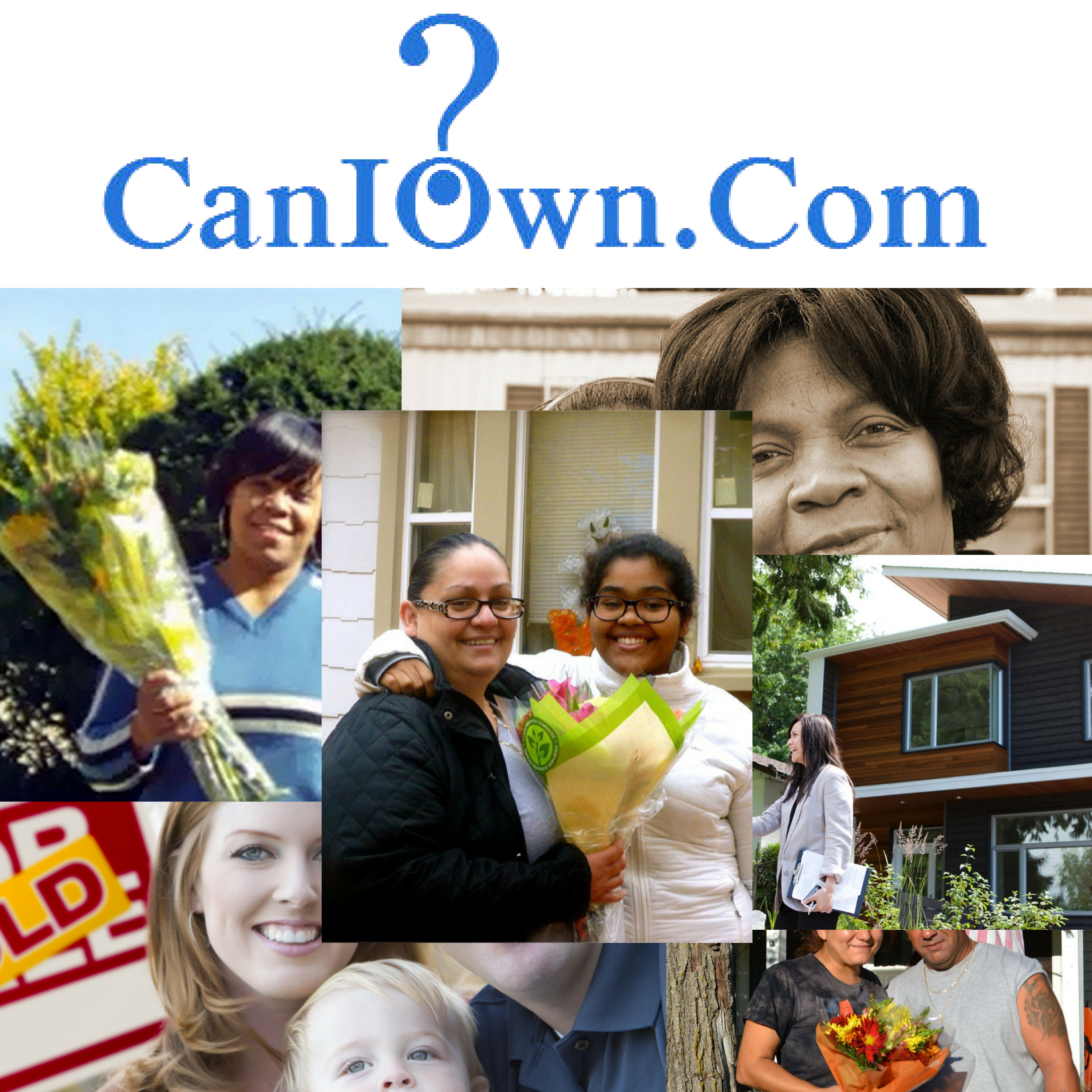 CanIOwn.com's No Money Down, No Credit Home Buying Podcast