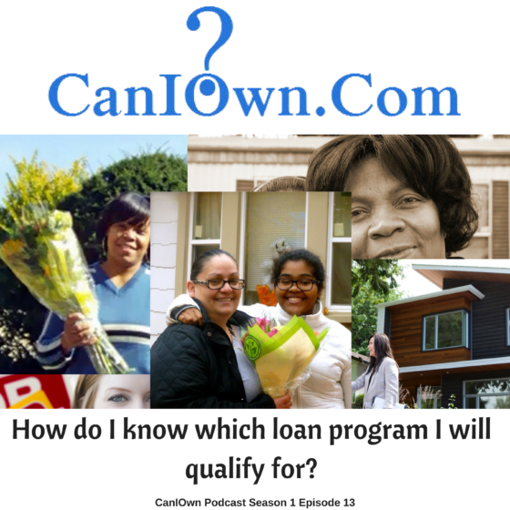 Which loan program is right for you to buy a home?